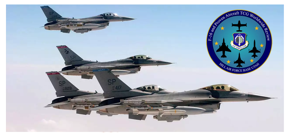 Visit HC Pacific at the F16 & Proven Aircraft Worldwide Review