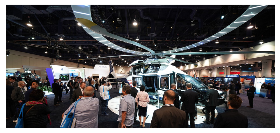 Visit HC Pacific at Heli-Expo in Atlanta