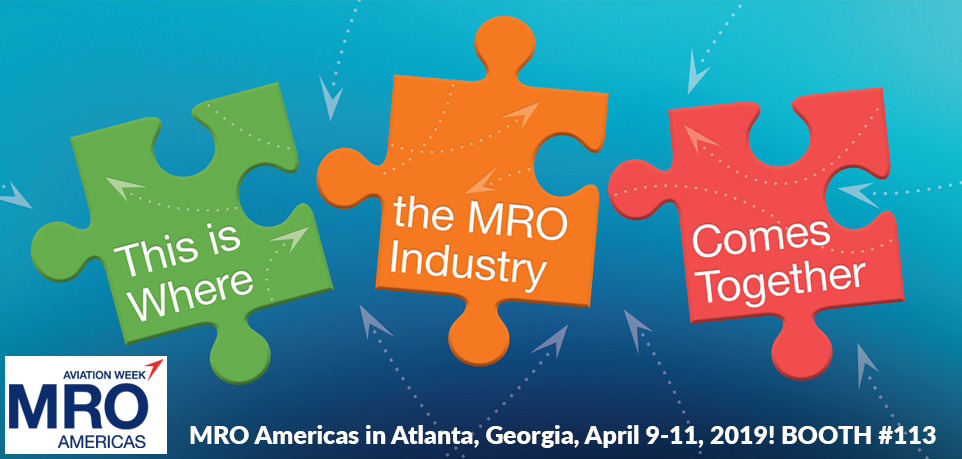 Visit HC Pacific At The MRO Americas – Aviation Week in Atlanta, Georgia, April 9-11, 2019