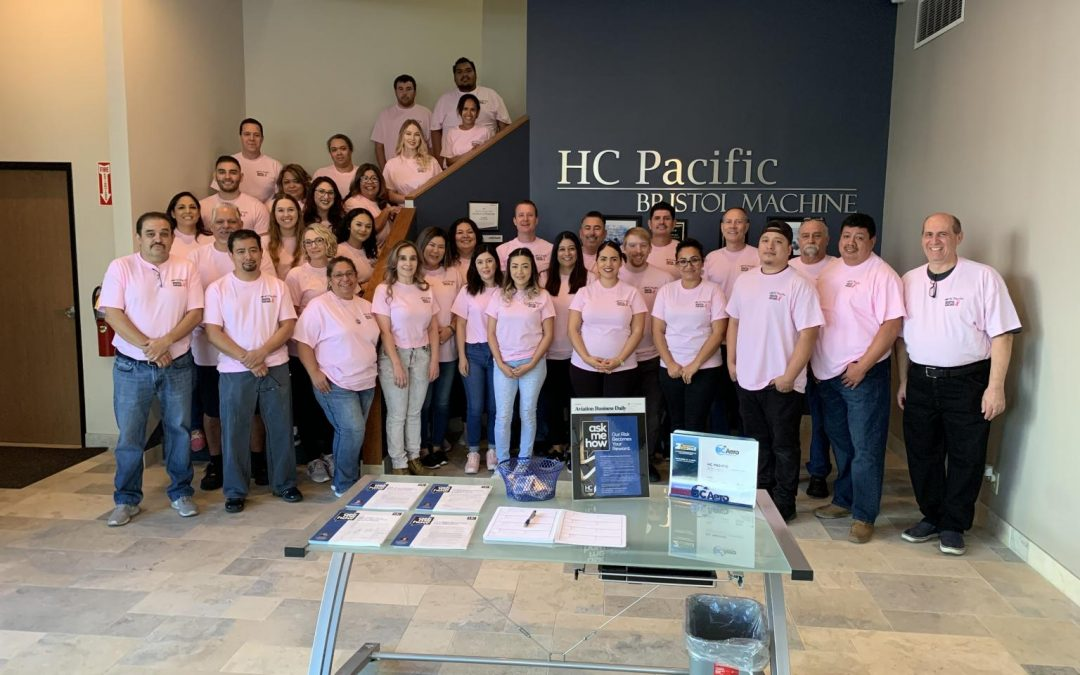 HC Pacific Is A Proud Supporter Of National Breast Cancer Awareness Month!