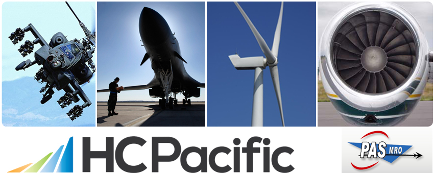 PAS MRO Appoints HC Pacific As An Inventory Supply Management Partner