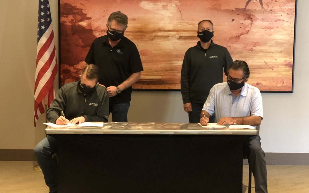 HELI-CAL Products Names HC Pacific As Exclusive Distributor For All Standard Product